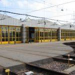 Dresdner Verkehrsbetriebe – DVB Betriebswerkstatt 03