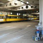 Dresdner Verkehrsbetriebe – DVB Betriebswerkstatt 01