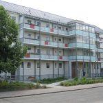 2 Mehrfamilienhäuser, Straße der Jugend 28-30 und 25-27 Lübbenau
